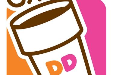 Dunkin' Cup Logo