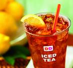DD Iced Tea