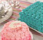 Baskin-Robbins Rosette Cakes