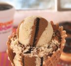 BR Dunkin' Donuts Coffee 'N Donut Ice Cream