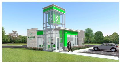 New Eagle River Branch Rendering