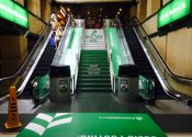Associated Bank takes over Chicago's Union Station and encourages riders to 'Challenge Your Bank'