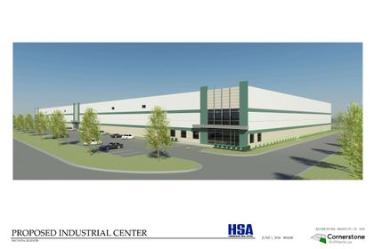 Proposed Batavia Industrial Facility
