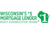 Associated Bank is Wisconsin's #1 Mortgage Lender for the eight consecutive year