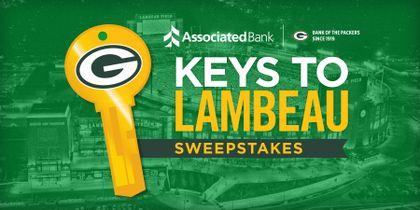Enter Associated Bank's Keys to Lambeau Sweepstakes