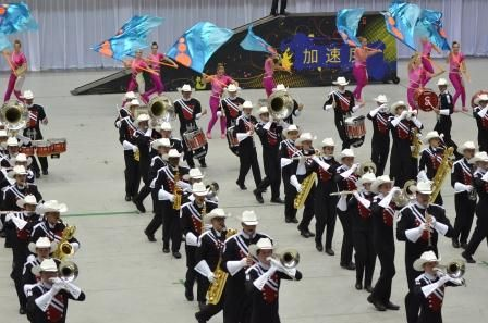 Calgary Stampede Showband Wins The World Championship In