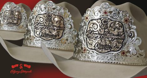 The 2013 Calgary Stampede Queen And Princesses Contest
