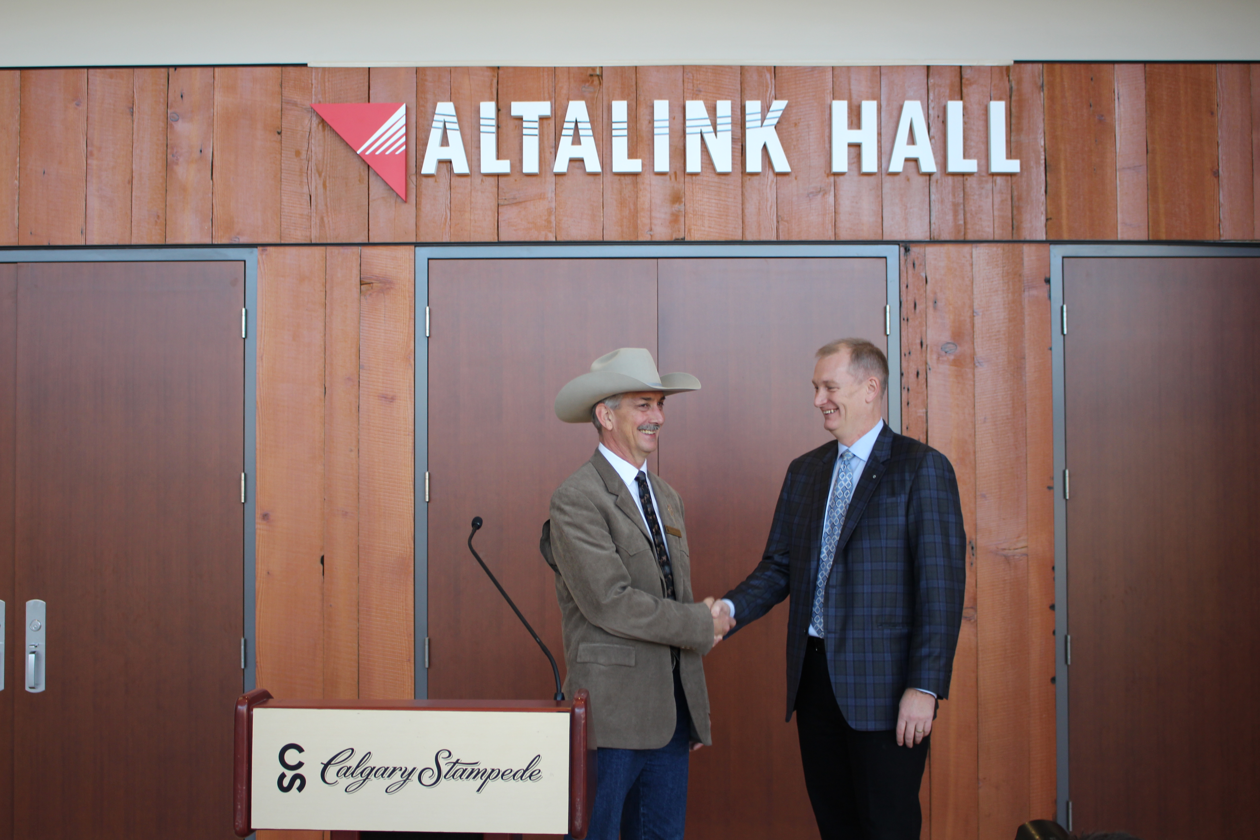 Newly Named Altalink Hall Home To Annual Farm Safety Day
