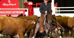 2015 Open Cutting Champion Chubby Turner