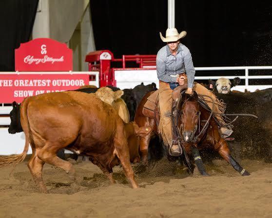 2015 Non-Pro Cutting Champion - Marla Gonnet