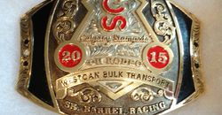 4-H Buckle