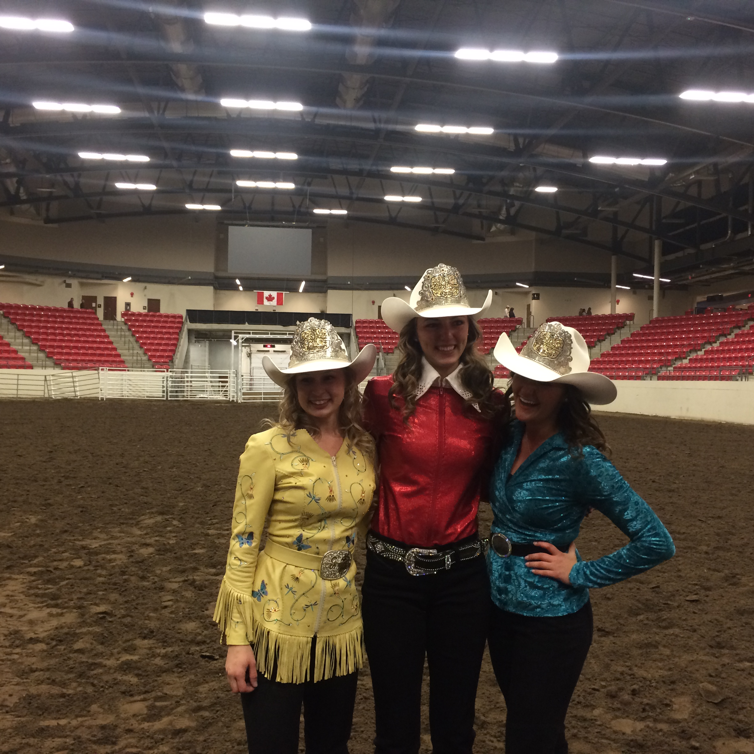 An Emotional Crowning Of The 2016 Calgary Stampede Royalty
