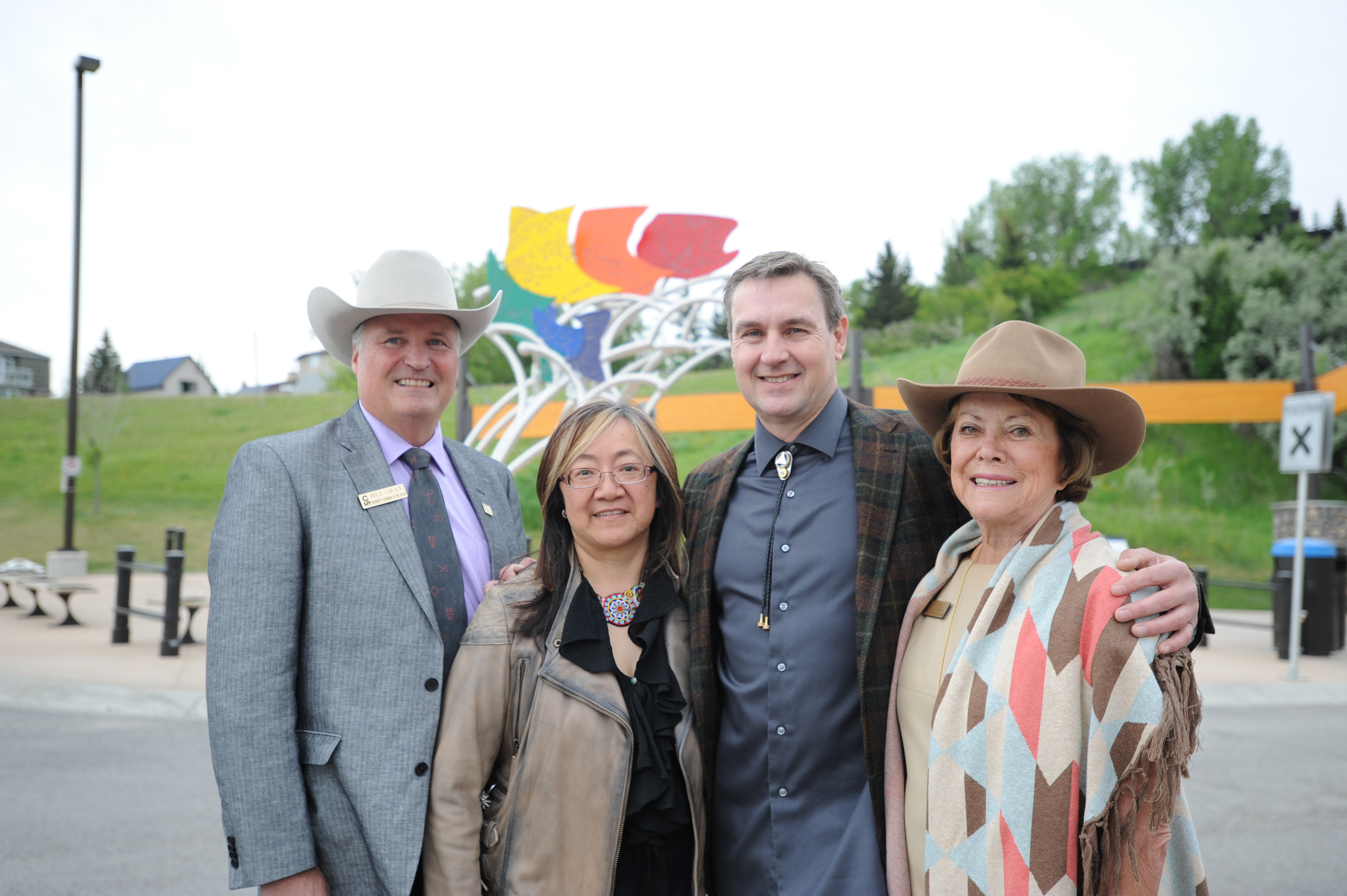 Calgary Stampede Pays Homage To Elbow River With New