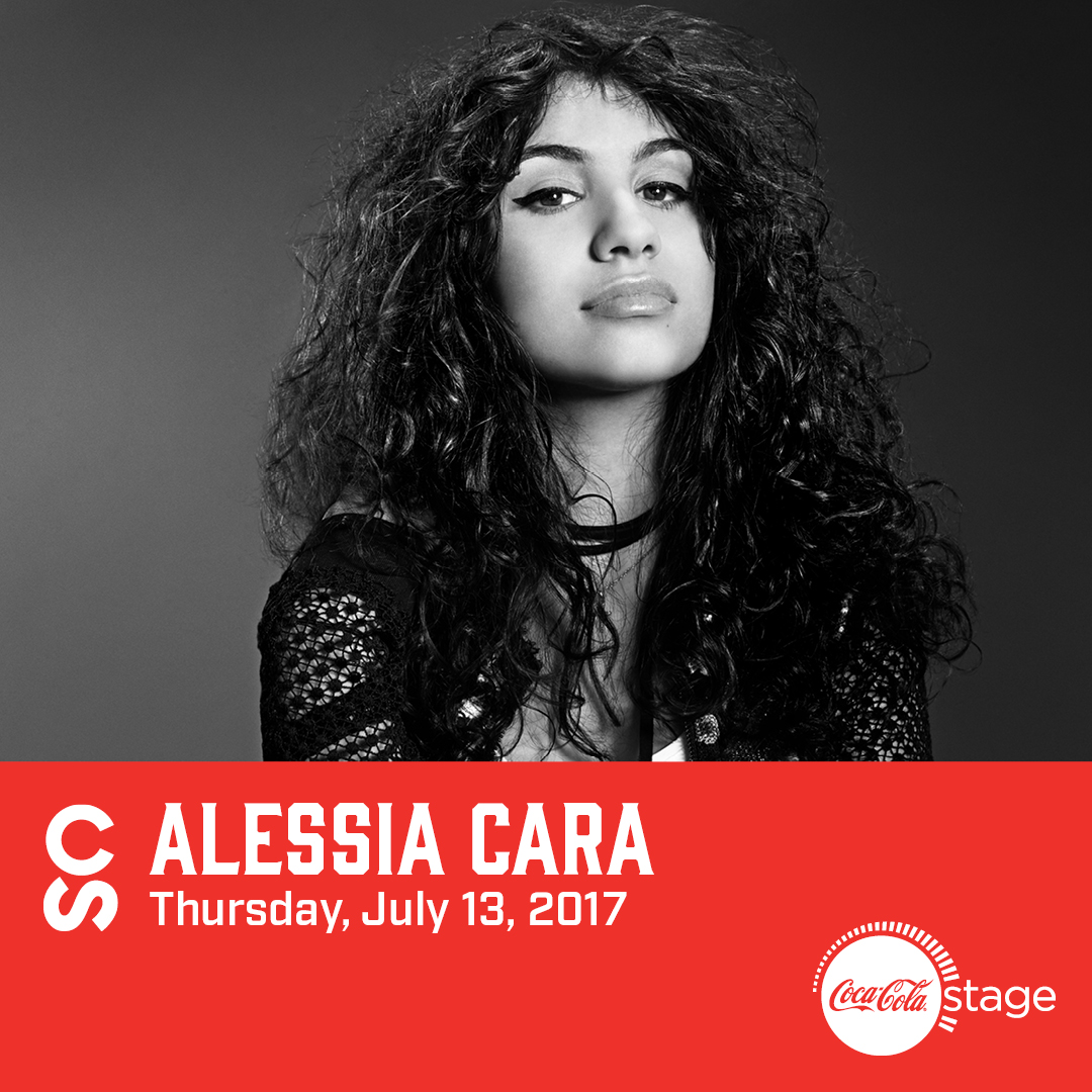 The Beat Goes On Coca Cola Stage Lineup Announcement