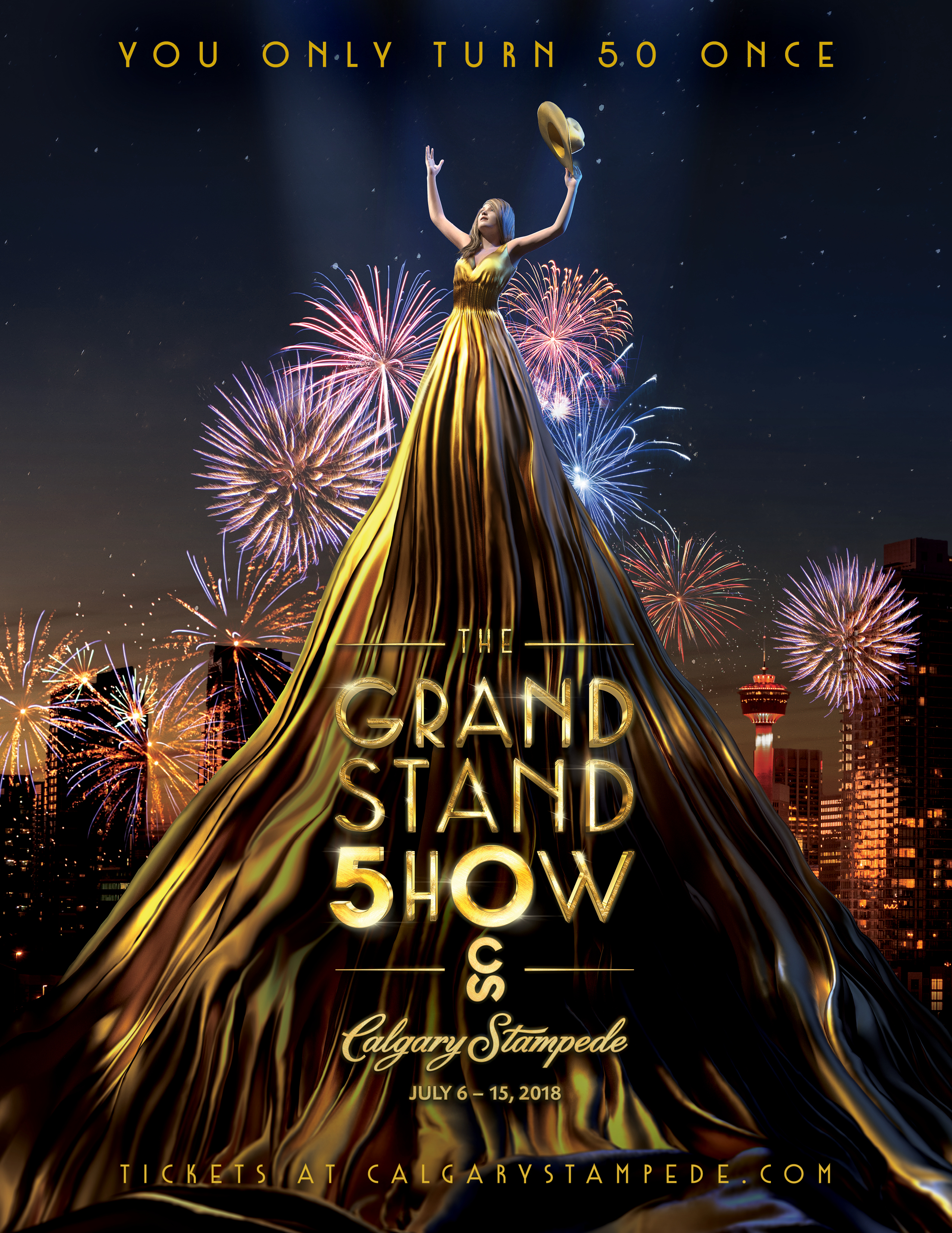 The Calgary Stampede Presents The Grandstand Show 50