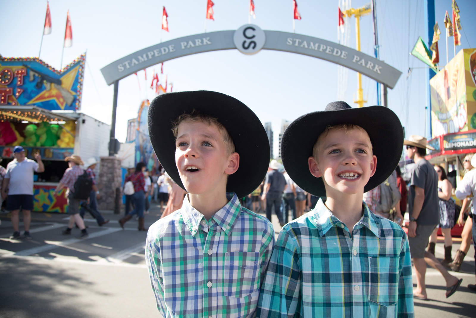 The Calgary Stampede Launches Mcdonald S Community Day A