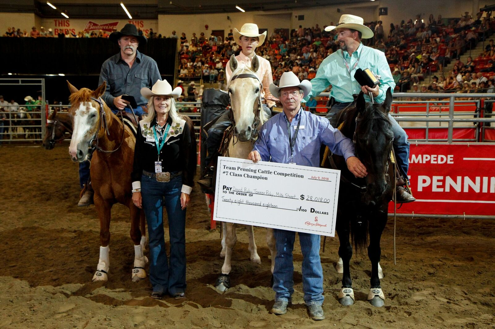 Keeping It In The Family The Calgary Stampede Crowns The