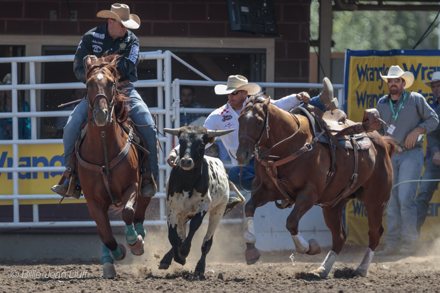The Rich Get Richer On Day Seven Of The Calgary Stampede