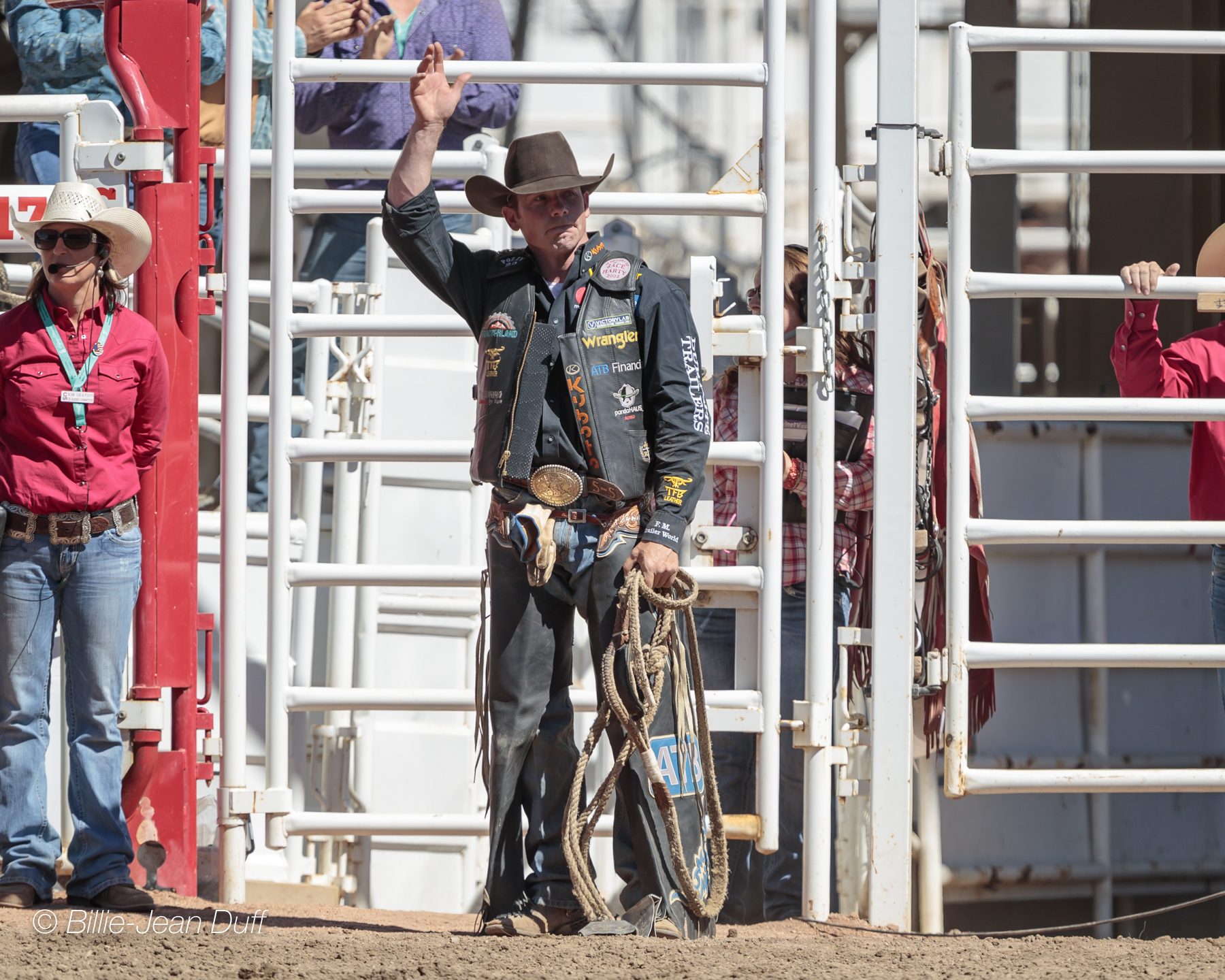 Canadians Come Up Big At Calgary Stampede S Wildcard