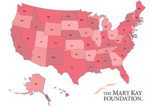 The Mary Kay Foundation 2015 Shelter Grant Recipients