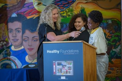 Healthy Foundations Program Launches in Austin