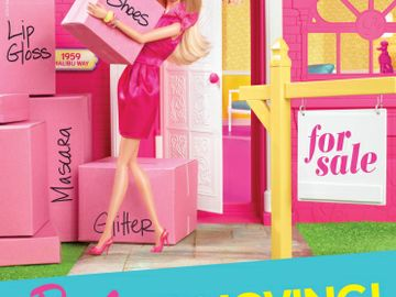 Barbie Moving Campaign