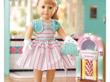 American Girl's new BeForever doll, Maryellen Larkin.