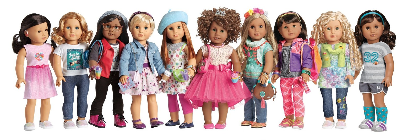 american girl debuts custom doll and apparel making experience with