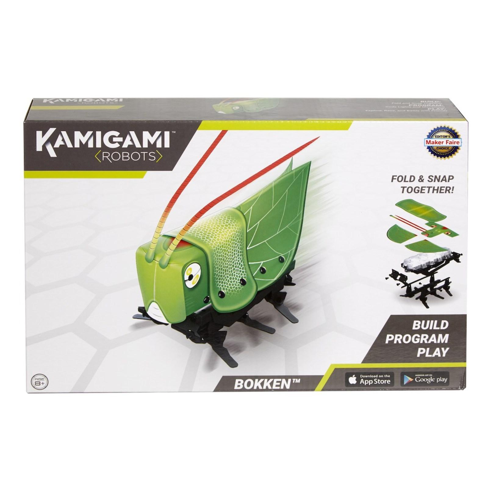 Meet Kamigami Mattel Launches Build It Yourself Robotics