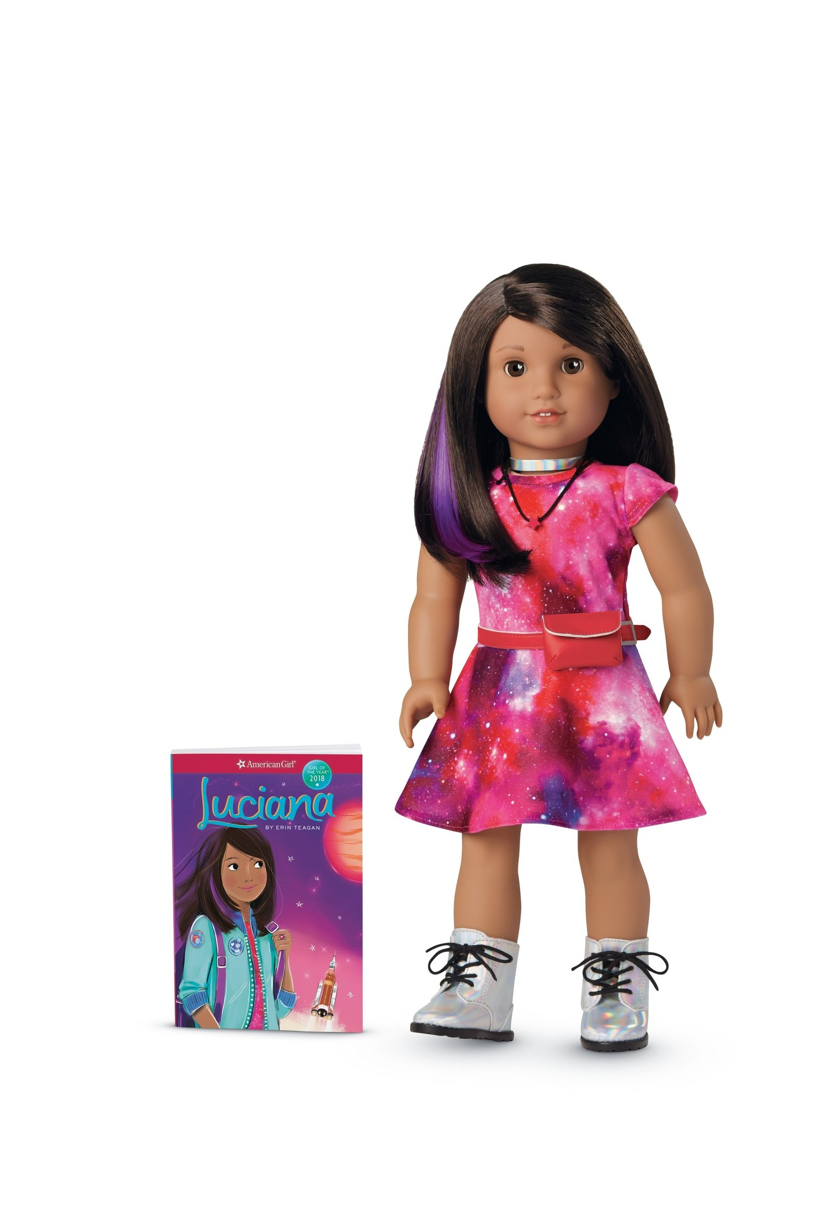 American Girl S 2018 Girl Of The Year Tm Is On A Mission