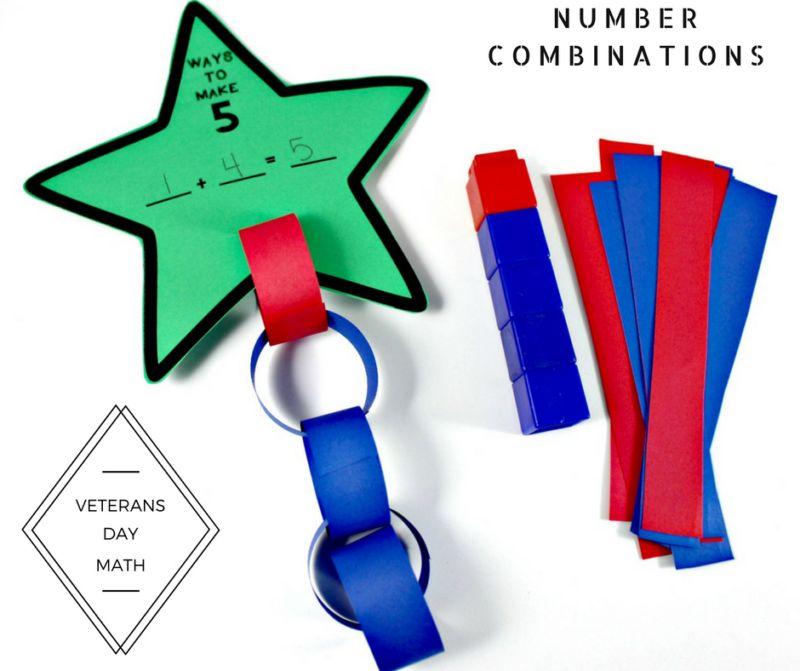 Tunstall's Teaching Tidbits - Veteran's Day Math Activity - 11