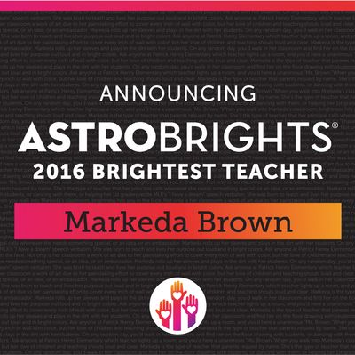 2016 Brightest Teacher