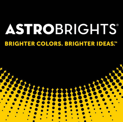 Astrobrights Gets a Packaging Makeover