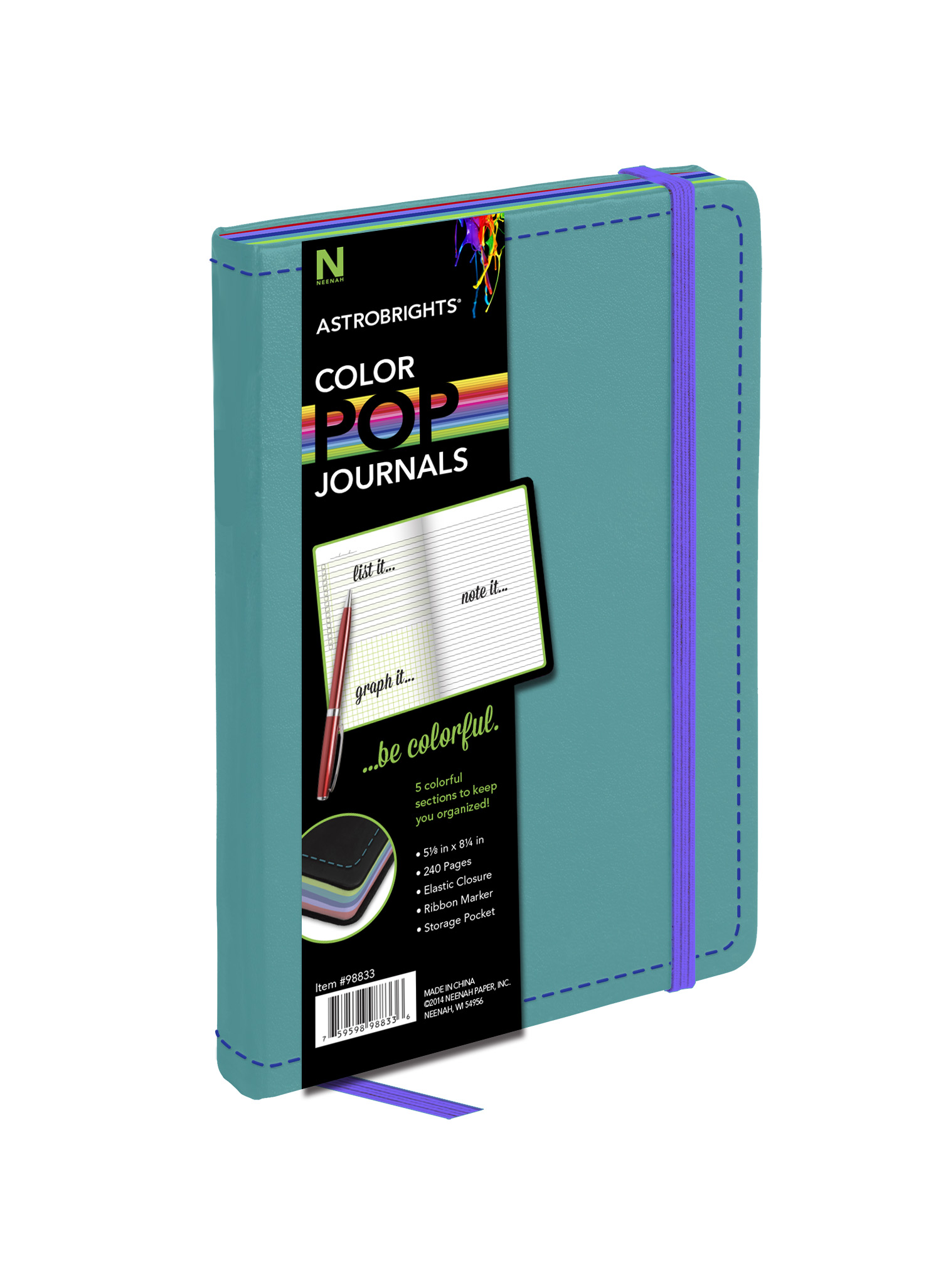 Newmediawire astrobrights rolls out a colorful line of for Colors that pop out