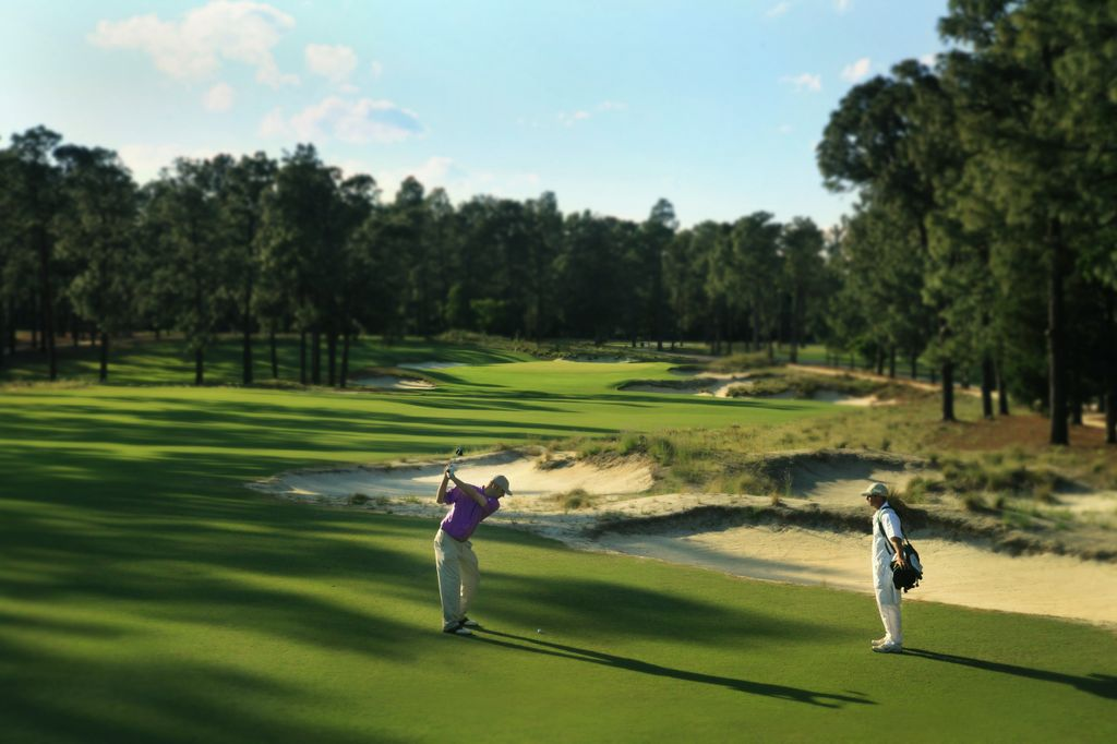 TAKE DAD TO PINEHURST FOR A FATHER'S DAY TRIP OF A LIFETIME