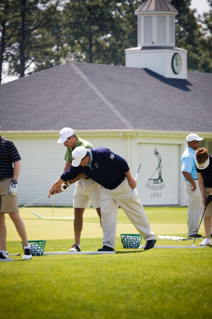Golf Digest names Pinehurst Golf Academy one of nation's best