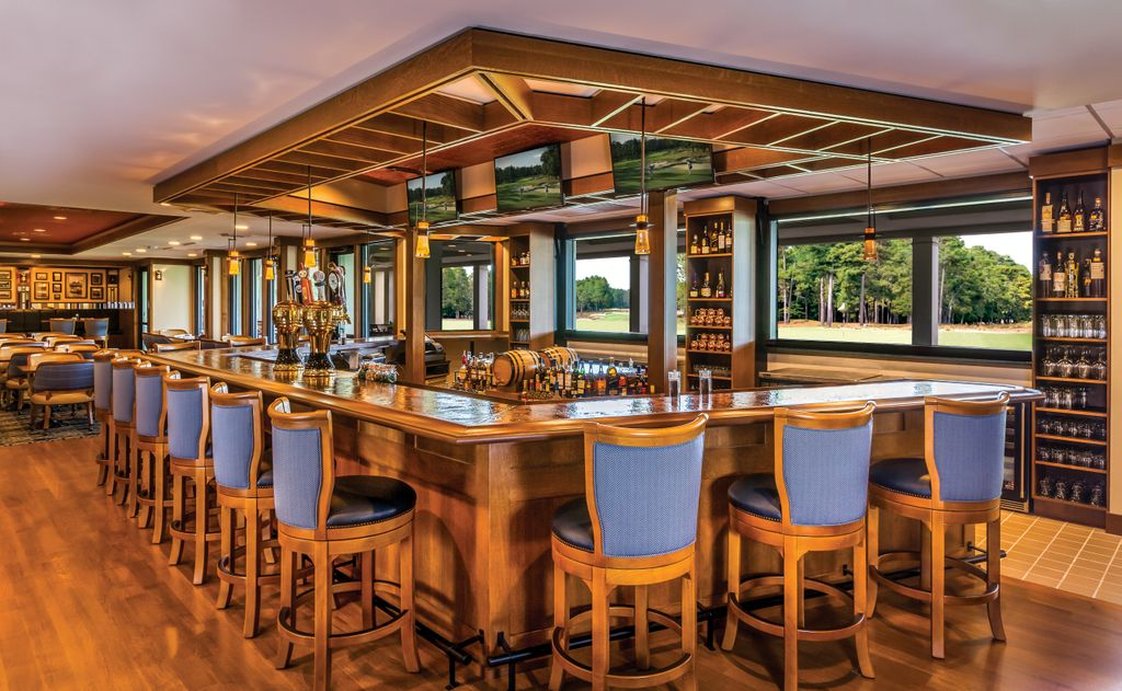 "PINEHURST RESORT AND COUNTRY CLUB OPENS NEW BAR AND RESTAURANT, ""THE DEUCE"""