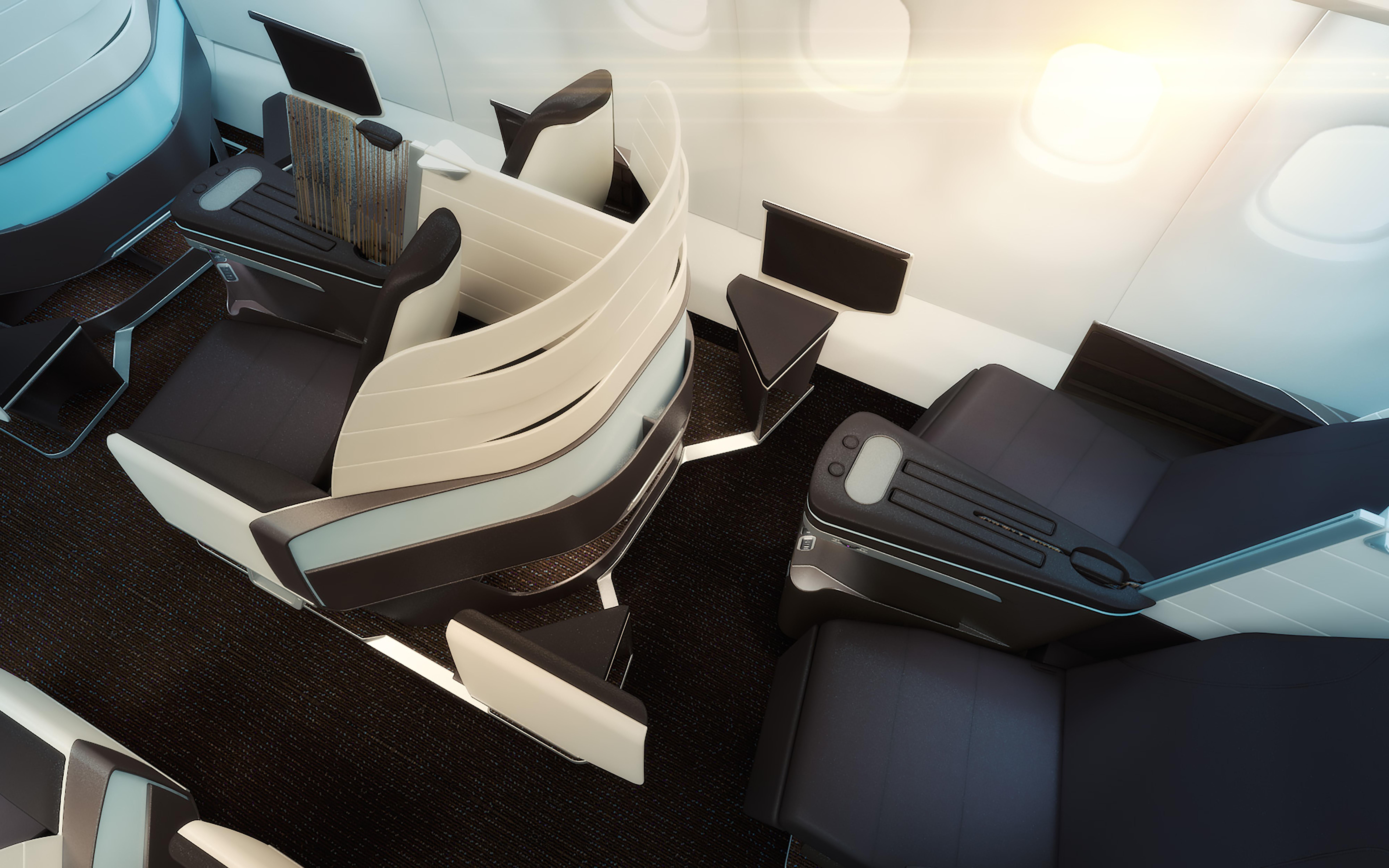 Hawaiian Airlines Announces Premium Cabin Redesign Of Its Airbus