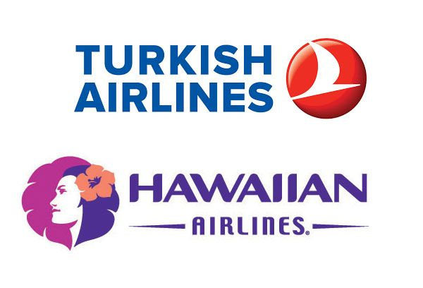 Turkish Airlines and Hawaiian Airlines sign codeshare