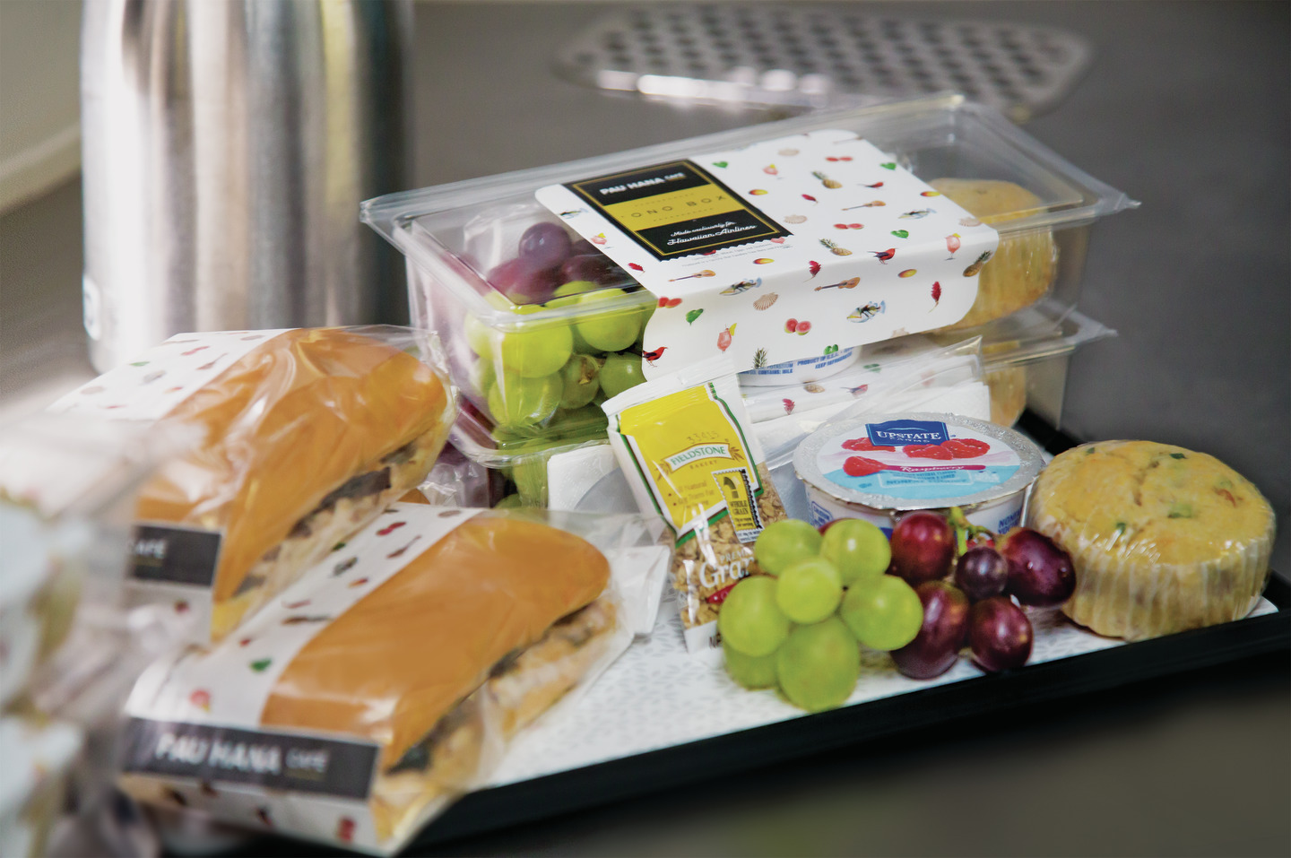 Hawaiian Airlines Introduces New Meal Program Designer