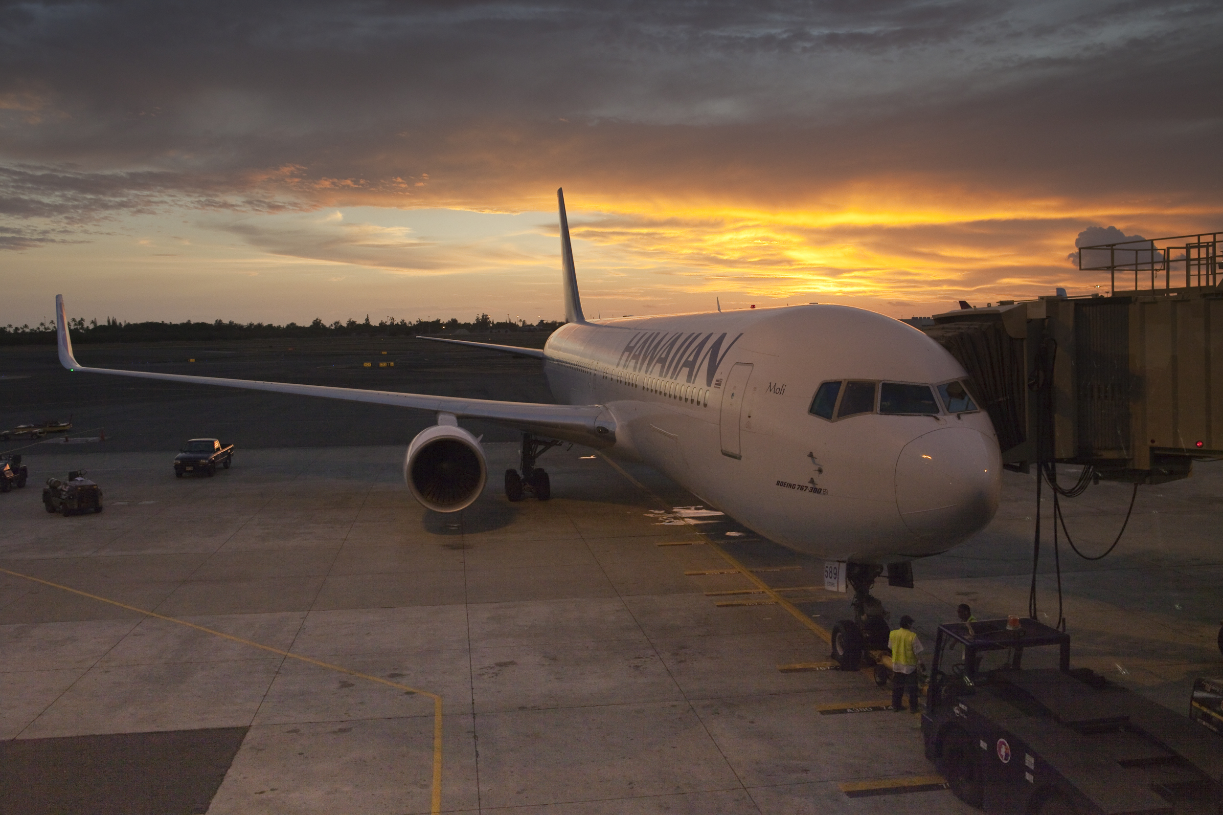 Flight Factor 767