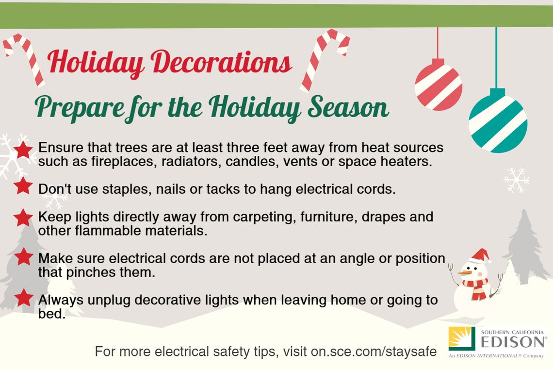 Holiday Decorating Safety Tips | Energized by Edison