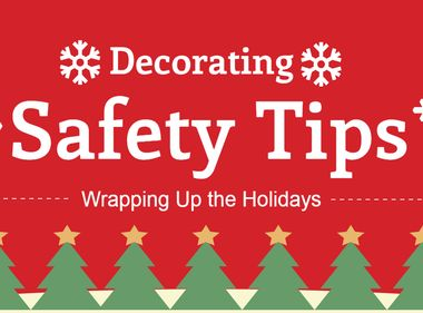 INFOGRAPHIC: Wrapping up the Holidays Safely