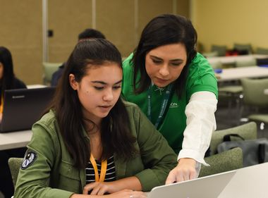 Local High School Students Take Part in Renewable Energy Workshops