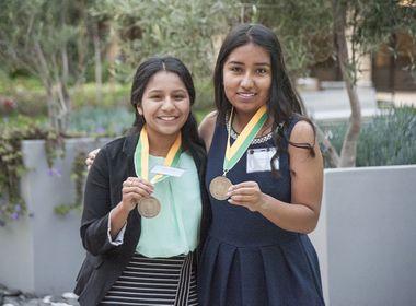 Hardships Spur Santa Ana Classmates to Pursue Engineering Degrees