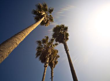 First Heat Wave of the Year Blankets Southern California