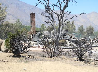 SCE Offers Bill Forgiveness to Kern Valley Fire Victims