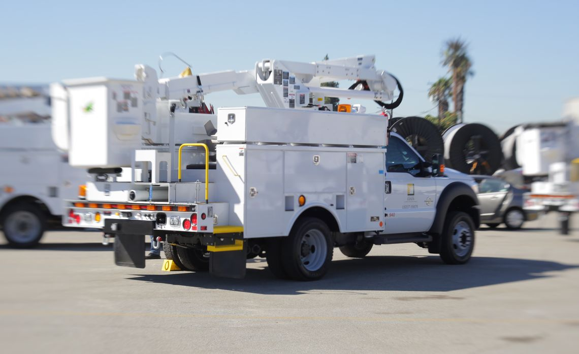 Battery-Powered Trucks a Big Lift for SCE Workers, Environment