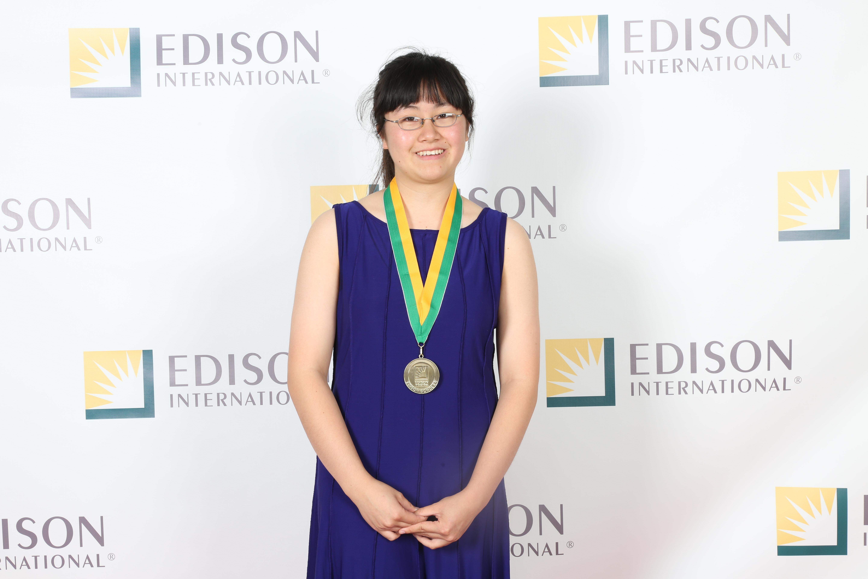 Athena Chen - Edison Scholar