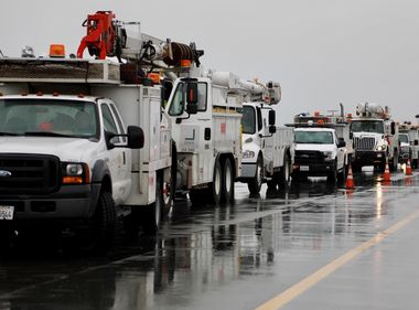 SCE Crews Ready for Southland Weather, Provide Assistance in Northern California